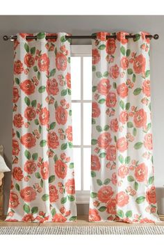 kensie 'Amanda' Window Panels available at #Nordstrom