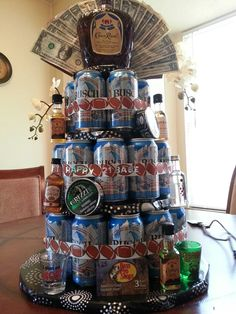 I want but with Coors Light and a bottle of barefoot! Thanks friends!