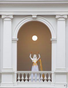 Greek demon costume by Kostümdesign Maike Buschhüter