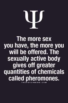 Fun Psychology facts here!  I wonder why I'm still attracting people then...