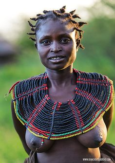 Kenya - Pokots tribe