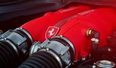 Ferrari by Pierrick Jegou, via Behance