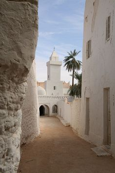 (via Ghadamis | Flickr - Photo Sharing!)  Ghadames, Libya