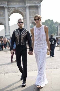 When in romance: the 18 most fashionable couples