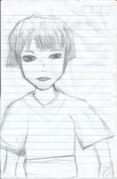Beauty Leonine Girl Asian, beautiful, Short hair girl, sentimental, sign, aquarium, scorpio, fish, moon art by (Aminoshin Atsumi/アツミアミノシン)