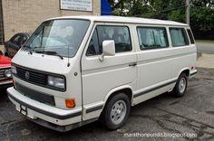 1989 Volkswagen Vanagon GL