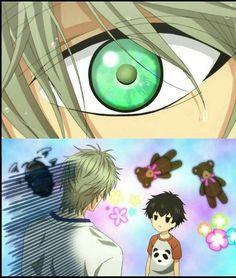 Haru e Ren Kaido - Super Lovers Y