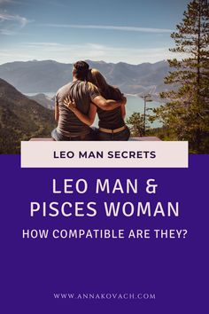 The Pisces woman is nice cool water with which the Leo man can bathe his fire in. These two can be a rather odd combination. The success rate is quite low but there is a chance if these two work at maintaining a sense of compromise between them. Keep reading and find out everything about this love compatibility. #zodiac #sign #horoscope #horoscope_sign #astrology #love #relationship #dating #leo #leo_man #traits #dating_leo #pisces #woman #pisces_woman #compatibility #in_bed #match #attract Leo Man, Pisces Woman, Love Compatibility, Horoscope Signs, Astrology, Zodiac, Dating, Success, Relationship