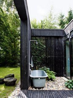 outdoor bath - Google Search