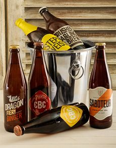 Birthday Gifts for Him: 6 Of The Best Craft Beer Bucket!