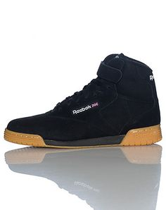 reebok high top mens sneakers