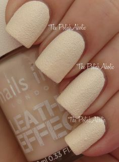 Nails Inc Leather Effect in Clerkenwell