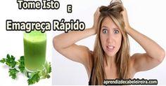 Beba Esta Mistura Antes de Dormir para  Emagrecer Rápido http://www.aprendizdecabeleireira.com/2016/10/mistura-caseira-emagrecer-rapido.html