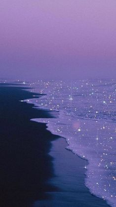 """""""Purple magic""""💜✨ You can't cross the sea merely by standing and staring at the water✨Original magic picture from Purple Wallpaper Iphone, Iphone Wallpaper Tumblr Aesthetic, Iphone Background Wallpaper, Aesthetic Pastel Wallpaper, Aesthetic Backgrounds, Nature Wallpaper, Aesthetic Wallpapers, Wallpaper Art, Glitter Wallpaper"""