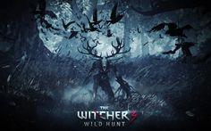 #witcher3 #illustration #wild #game #hunt #dark #monster #raven #crow