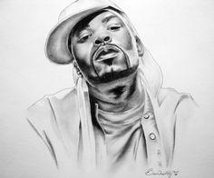 Dragon Shield, Frog Tattoos, Method Man, Caricature Drawing, Wu Tang Clan, Hip Hop Art, Stencil Art, Beautiful Artwork, Black Art