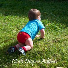 Daily Cute Fluffy Bum - Duca Duca - Cloth Diaper Addicts