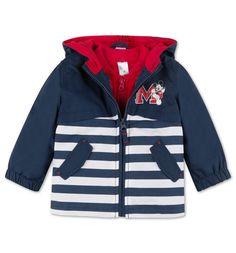 Sklep internetowy C&A | Niemowlęca kurtka 3w1 z Myszką Miki, kolor:  ciemnoniebieski | Dobra jakość w niskiej cenie