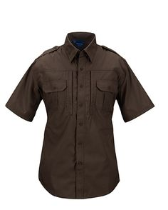 Propper® Men's Tactical Shirt - Short Sleeve - Poplin