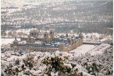 Escorial Nevado Paris Skyline, Spain, World, Places, Travel, Photos, The World, Sevilla Spain, Viajes