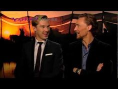 Benedict and Tom mention some Embarrassing Moments on Set (OMG Tom...) I just swooned a bit imagining that!