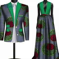 Couple Clothing Lovers Outfit Wedding Flower Men Bridesmaid Suit, African Couple Clothing Lovers Outfit Wedding Flower men Bridesmaid Suit and DressAfrican Couple Clothing Lovers Outfit Wedding Flower men Bridesmaid Suit and Dress African Dresses For Women, African Print Dresses, African Attire, African Wear, African Fashion Dresses, Fashion Outfits, Fashion Ideas, African Shirts, African Outfits