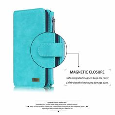 MEGSH For Samsung Galaxy S8 S8 Plus Case Genuine Leather Cases Women Multifunction Wallet Leather Case For Samsung Galaxy S8Plus