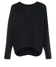Slouchy and versatile, this Helmut Lang jumper will slip into any wardrobe with ease.