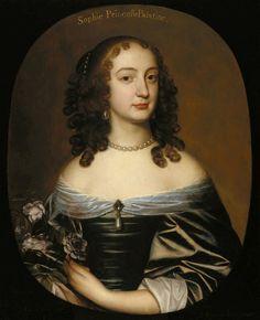 Gerard van Honthorst, Gerrit van Honthorst (1590-1656) — Sophia of the Palatinate, Electress of Hanover (833x1024)