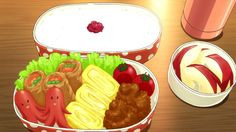 Food and drink wallpaper cartoon food and drink wallpaper cartoon food and drink wallpaper cartoon Anime Bento, Mexican Food Recipes, Real Food Recipes, Cute Food, Yummy Food, Food Cartoon, Cartoon Ideas, Bento Recipes, Food Drawing