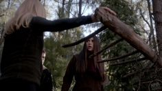 4X13 - Into The Wild - The Vampire Diaries...you saved me?