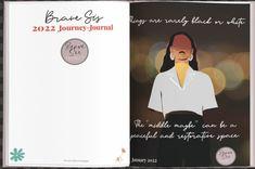 2022 Brave Sis Journey-Journal