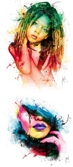 New Pop Paintings by Patrice Murciano | Inspiration Grid | Design Inspiration