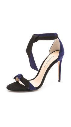 Alexandre Birman Ankle Tie Sandals