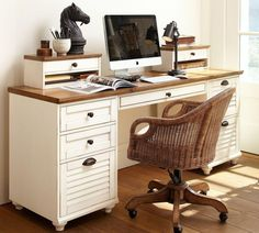 Whitney Rectangular Desk