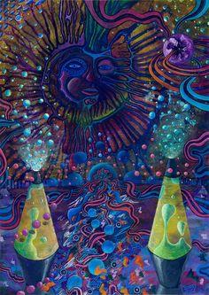 #hippie #art