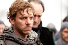 Joe Armstrong as Hotspur in The Hollow Crown