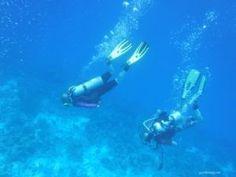 My scuba diver frien