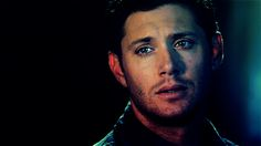 7x04 Defending Your Life; Dean looking at Jo. he looks sadder here than he does even when he's crying. this is just broken.