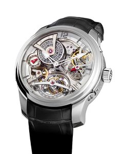 Timepiece Timeline: Top 10 Milestones from 10 Years of Greubel Forsey Watches