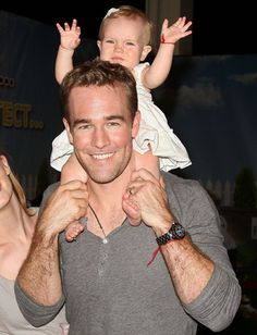 James Van Der Beek.