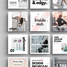 Amazing social media bundle designed for the ones who wish to stand out. 40 canva easy edit templates available Instagram Design, Instagram Feed Layout, Feeds Instagram, Instagram Grid, Instagram Posts, Social Media Branding, Social Media Banner, Social Media Template, Social Media Design