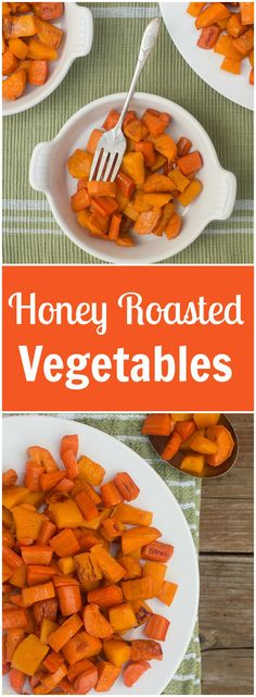... roasted butternut squash with root vegetables these honey roasted