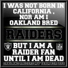 Nebraska chapter, representing the Raiders!  RN4L!