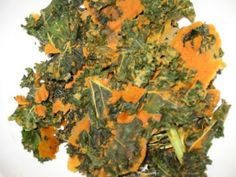 Eat Live Grow Paleo: Snack Dips and Kale Chips