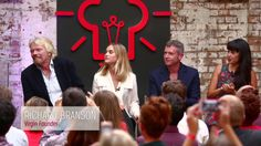 The Foodpreneur Festival 2014 is Virgin StartUp's search for the best food startups in the UK. The finalists pitched their business idea to Sir Richard Brans. Richard Branson, Movies, Movie Posters, Film Poster, Films, Popcorn Posters, Film Books, Movie, Film Posters