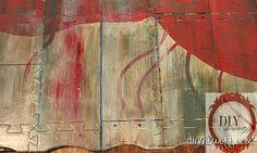 Painted Play Mat | DIY Show Off ™ - DIY Decorating and Home Improvement Blog