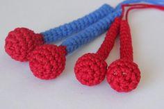 Spiderman free crochet pattern amigurumi