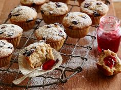 From the Pantry: Vegan Pear, Cranberry and Pecan Muffins Recipe : Food Network Kitchen : Food Network - FoodNetwork.com