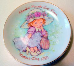 CHERISHED MOMENTS LAST Forever Vintage Mother's by LootByLouise, $5.00